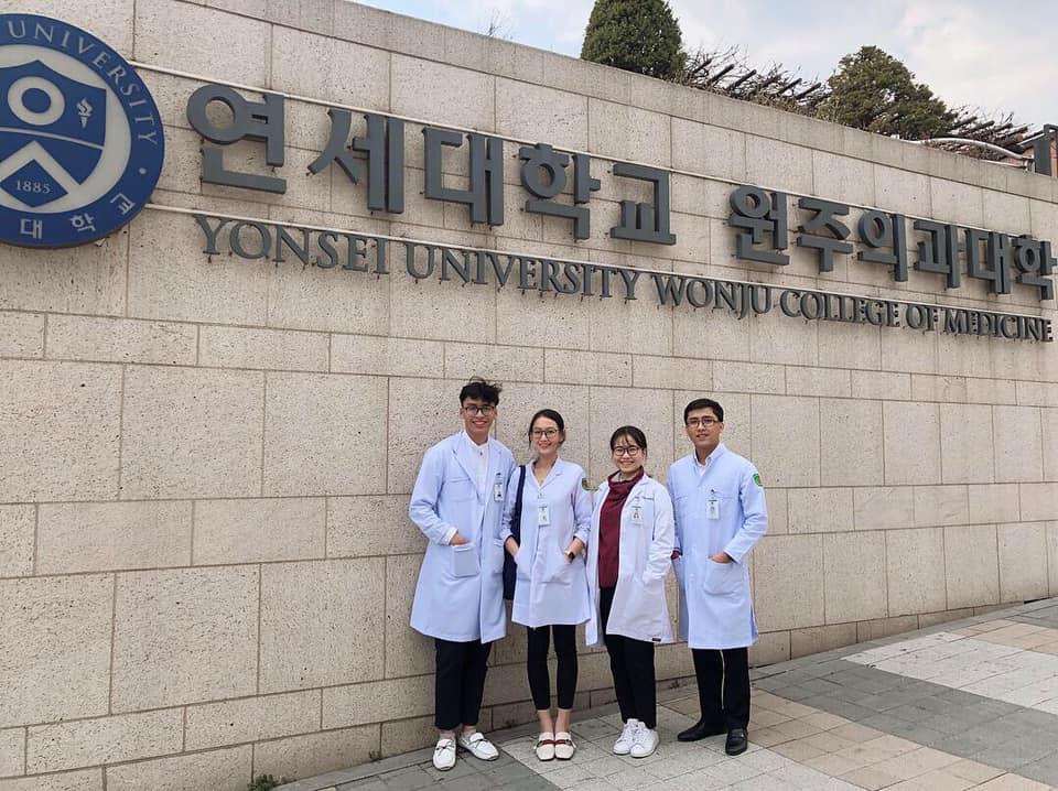 Internship condition of General Medical students at Tan Tao | Tan